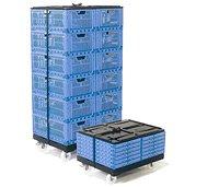 Продажа контейнеров, лотков и других полимерных тар