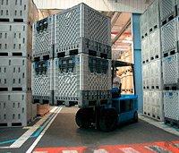 Пластиковые контейнеры в Казани для перевозки и хранения грузов